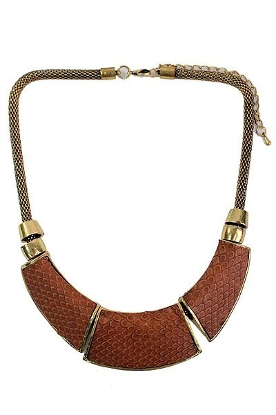 snakeplatenecklace